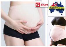Women Pregnancy Abdomen Maternity Support Belt Tummy Belly Band Waist Brace