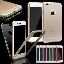 Handy Schutz Hülle für Samsung & Apple Touch Case Full Cover Tasche Bumper Etui