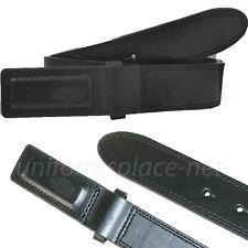 "Dickies Belt Mens 1 3/8"" Mechanics, Mover Leather Covered Buckle Belt 11DI02L4"