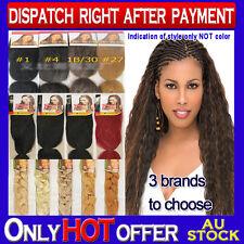 Nappy Anny / Super Jumbo / X Pression Braid Dreadlocks Kanekalon Hair Extension