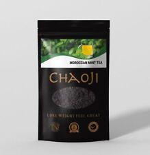 CHAOJI MOROCCAN MINT TEA FAT BURNING WEIGHT LOSS SLIMMING HERBAL GREEN TEA