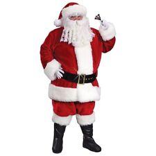 Professional Santa Suit Adult Christmas Costume Fancy Dress