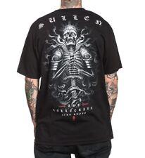 Sullen Pin Up Punk Street Bike Gothic Americana Tattoo Art Mens Tee DUFFY PRIDE