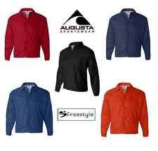 Augusta Sportswear - Coach's Nylon Water-Resistant Rain Jacket 3100