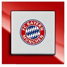 Busch-Jaeger Schalter Fanschalter Borussia Dortmund Bayern München Schalke 04