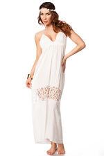 Rückenfreies Neckholder Hippie-Kleid