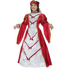 GIULIETTA damina costume CARNEVALE bambina completo tg. 7/8 anni PEGASUS srl
