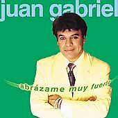Juan Gabriel Abrazame Muy Fuerte CD NEW! FREE SHIPPING!