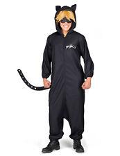 Déguisement combinaison chat noir Miraculous™ Adulte Tailles XS S M/L