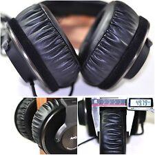 King Size DIY Bass Plus Soft Ear Pads Cushion For AKG K550 K551 K553 Headphones