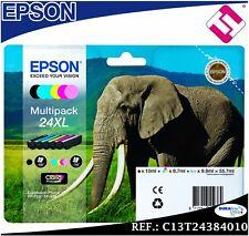 PACK TINTA T2438 T24XL ORIGINAL IMPRESORAS EPSON CARTUCHO C13T24384010 GENUINE