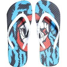 Fox Racing filles ROCKY Tongs noir Chaussures de plage sandales plates