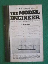 MODEL ENGINEER - MAGNETIC V BLOCK - 31 May 1945 vol 92 #2299