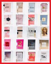 Perfume Samples Vial Designer Fragrance Cologne Prada MK Dior Chanel U PICK