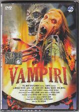 VAMPIRI  - DVD (NUOVO SIGILLATO) TED NICOLAOU