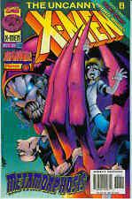 Uncanny X-Men # 336 (Joe Madureira) (USA,1996)