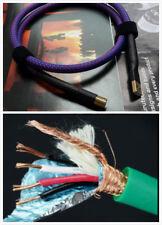1x Audio Data Influx 2.0 Audiophile Usb Ab A-B Dac Cable Professional HiFi