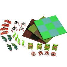 Tic Tac Toe Board Games Handmade in Guatemala | Fair Trade | Animal Themes