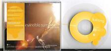 k.d. lang - invincible summer US promo CD EP 4 tracks RARE summerfling only love