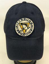 NHL Pittsburgh Penguins 2011 Reebok Cap Hat Curve Brim One Size Fits All