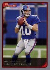 2006 Topps BOWMAN New York Giants team set Strahan Eli Manning Kiwanuka Barber 9