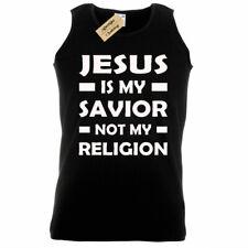Jésus t/'aime Tee-Shirt Homme//Tank Top bb582m