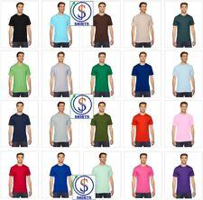 2001W American Apparel Unisex Fine Jersey Short Sleeve T-Shirt S-3XL NEW on SALE