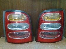 JDM 99-02 Nissan March K11 Kouki Tail lights Micra K11C Taillights Light Lamp