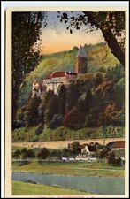 Schloss Castle ZWINGENBERG a. Neckar alte Postkarte ~1920/30 Verlag Gerling