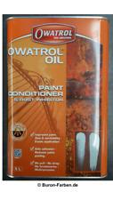 Owatrol Öl Oil Rostschutz Kriechöl Holzschutz Versiegelung - 1 L Originaldose !