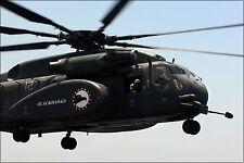 Poster, Many Sizes; H-53E Sea Dragon H-53 Helicopter Mine Countermeasure (Hm) 15