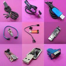3.3V 5V USB a TTL convertidores de serie distintos Adaptadores Cable Conector Módulo