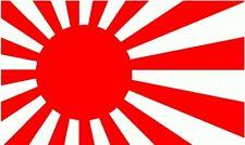 JAPAN FLAG 5 X 3 JAPANESE TOKYO RISING SUN FLAGS