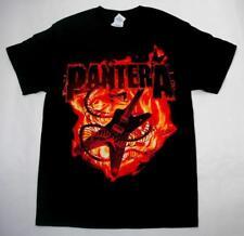 Camiseta Rock Chico PANTERA  -ESQUELETO SERPIENTE- Rock Men T-shirt