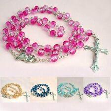 Kinder Rosenkranz Perlen Hochwertig Rosenkranz,Kein Kunststoff,Mädchen oder
