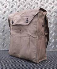 Genuine Czech Army Gas Bag. Shoulder / Messenger / Side Bag - Grade 2