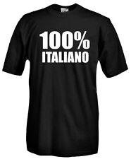 Maglia T73 Italiano 100% Italiano, Italia Campioni del Mondo Mondiali T-shirt