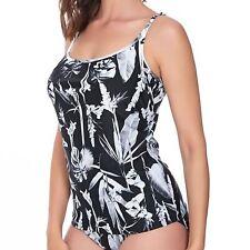 Fantasie Swimwear Cocoa Island Scoop Tankini Top Black 6223