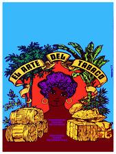 El arte del tabaco, Tobacco's art Decoration Poster.Graphic Interior design.3690