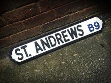 St Andrews Football Birmingham Vintage Street Sign Ground Road Sign