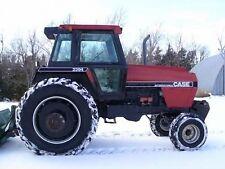 CASE IH Tractor 2094 2096 2294 2394,2594 or 3294 Hood & Fender Decal stripe Set