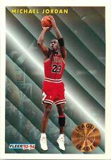 1993-94 FLEER NBA BASKETBALL CARD - PICK / CHOOSE YOUR CARDS