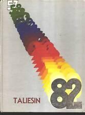 Glen Head NY North Shore High School yearbook 1982