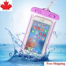 New Waterproof Bag Phone Case Underwater Cover iPhone 6 7 8 PlusX Samsung LG HTC