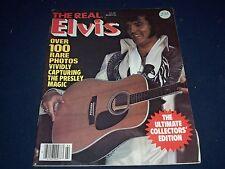 1980 WINTER THE REAL ELVIS MAGAZINE - RARE PHOTOS OF ELVIS PRESLEY - II 9025