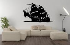 Pirate Ship Transfer Decal Wall O14