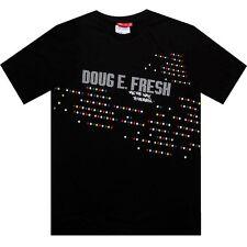 $40 Puma Doug E Fresh Tee Yo! MTV Raps  (black) fashion shirt