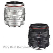 New HD PENTAX HD DA 20-40 mm F2.8-4 ED Limited DC WR Lens Black or Silver