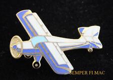 AVID FLYER KITFOX SPORT AIRPLANE HAT PIN PILOT WING WOW