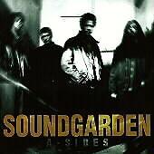 A-Sides by Soundgarden (CD, Nov-1997, A&M (USA))